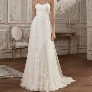 Almagro Pronovias Wedding Dress